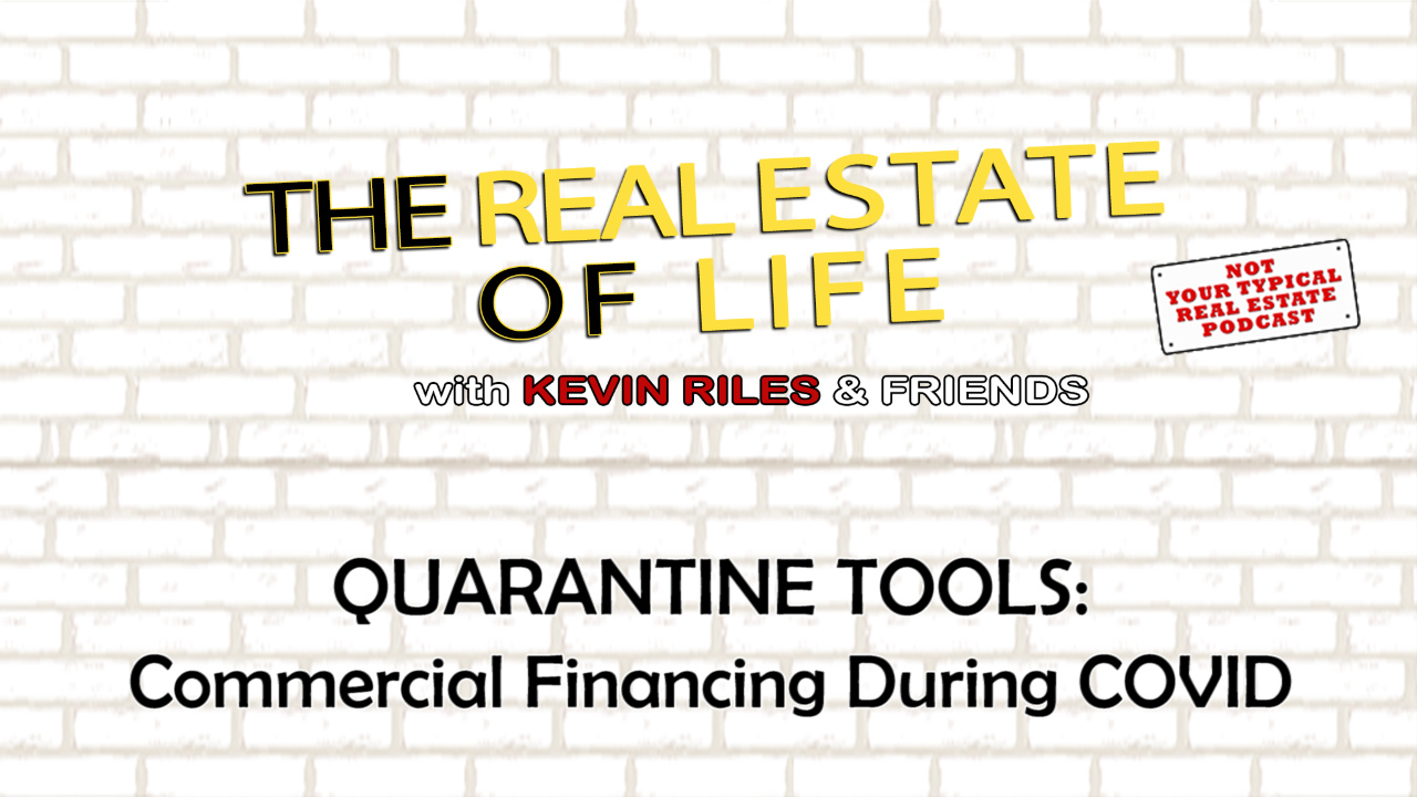 QUARANTINE TOOLS: Commercial Financing During COVID